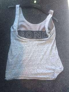 Cute Workout Bonds top