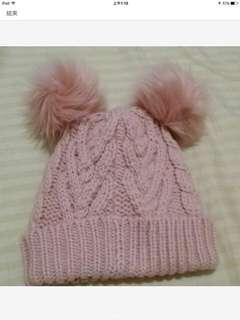 🚚 近新 Gap 毛帽 帽子 兒童帽 童帽 嬰兒帽