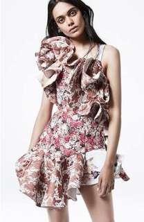 Asilio untamed hearts dress size 8