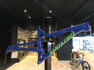 Santa Cruz MTB full suspension Alu Frame