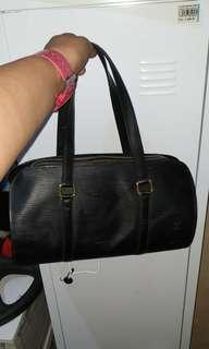 Black LV Bag