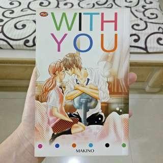 Buy 5 Get 1 With You (Makino) | Manga/Komik/One Shot Comic/Anime Murah