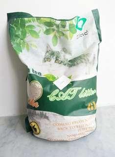 豆腐貓砂 除臭吸水 方便清理 2.5kg