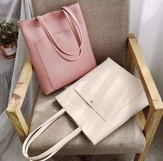🚚 INSTOCK Leather Shoulder Bag