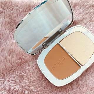 L'Oréal Paris True Match Even Perfecting Powder Foundation