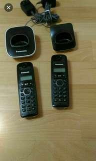 🚚 Panasonic無線電話