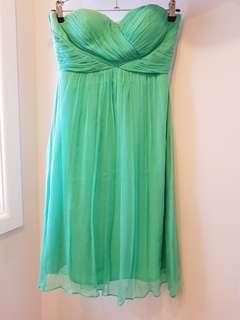 Seduce Green Cocktail Dress