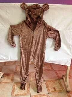 Preloved Bear Costume