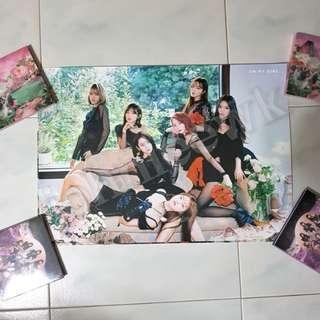 [INSTOCKS] Oh My Girl Remember Me Ver A Poster