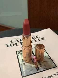 Charlotte Tilbury Sexy Sienna Lipstick