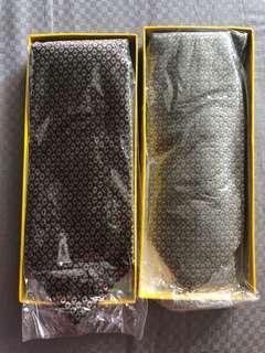 Inspiration Fendi tie 100% silk