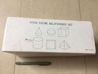 Growing Fun Volume Relationship Set