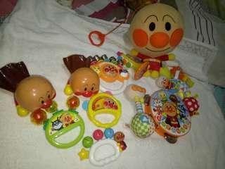 Anpanman toys Bundle