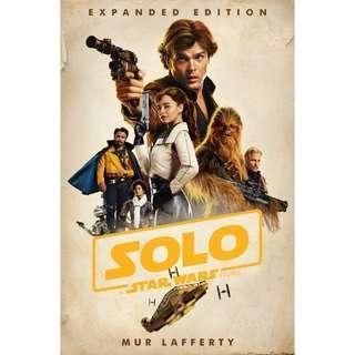 (Ebook) Solo: A Star Wars Story - Mur Lafferty