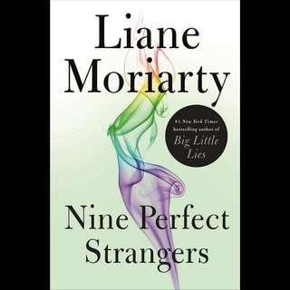 (Ebook) Nine Perfect Strangers - Liane Moriarty