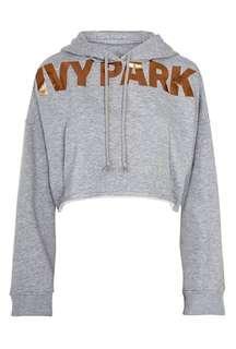 Ivy Park Crop Sweatshirt