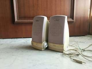 Philips MMS130 Desktop Speakers