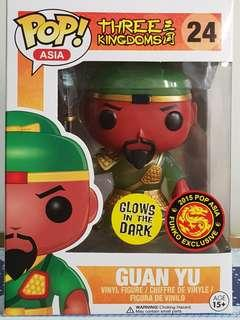 Guan Yu Funko Pop