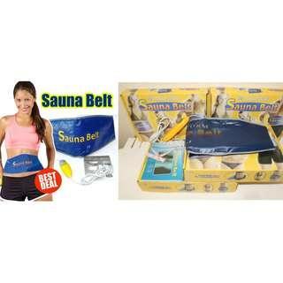 Sabuk Pelangsing slimming belt vibroaction sauna belt MURAH