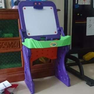 Crayola Kid Easel Desk