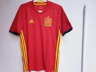 Spain 16/17 Jersey XS