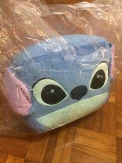 Stitch Soft Toy cushion cube #MAF40