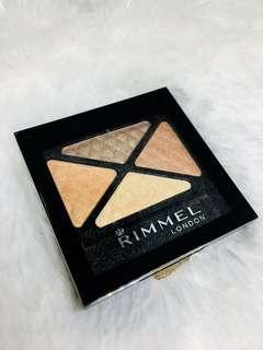 Rimmel London Quad eyeshadow