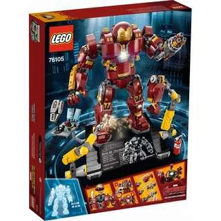 LEGO 76105 The Hulkbuster: Ultron Edition