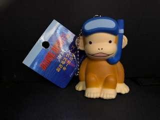日本限定海猿squishy