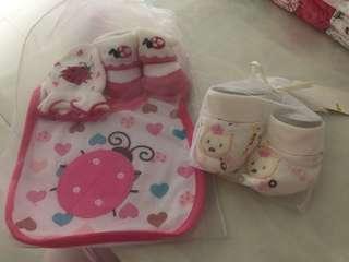[Brand New] Baby Girl Gift Set