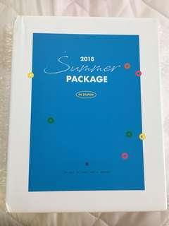 [WTS - BTS SUMMER PACKAGE 2018]