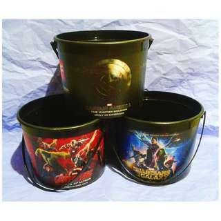 MARVEL Popcorn Buckets