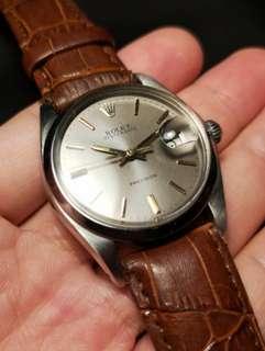 🚚 Rolex 6694 Rare Dial Slate - Silver