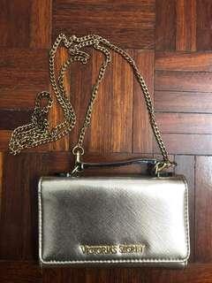 Authentic Victoria's Secret Phone & Card Holder Cross Body Bag