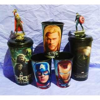 MARVEL Tumblers and Cups