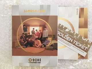 [WTS - WANNA ONE IPU ALBUM]