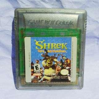 SHREK GAMEBOY COLOR CARTRIDGE
