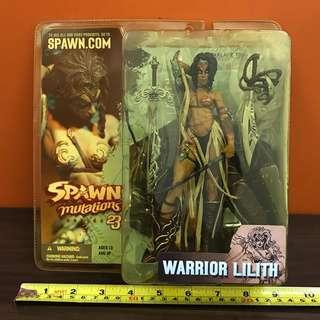 Spawn Mutations Series 23: Warrior Lilith by McFarlane Toys [L11]