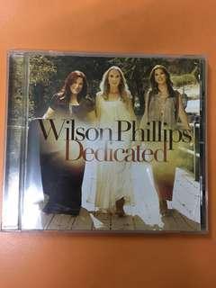 Wilson Phillips - Dedicated - CD