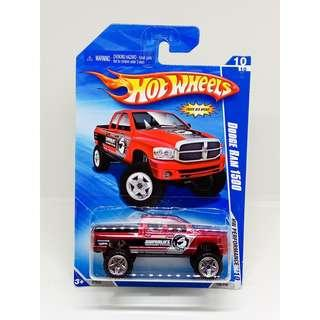 HOT WHEELS 2010 HW PERFORMANCE DODGE RAM 1500