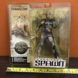 Spawn The Viking Age Valkerie by McFarlane Toys [L11]