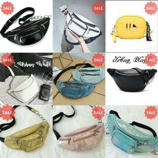 SALE! Fanny Pack Belt Bag