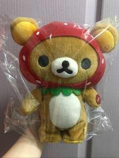 Rilakkuma 鬆弛熊 走動 公仔