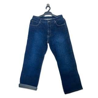 GIORDANO Cropped Jeans