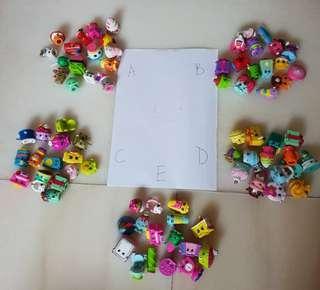 Shopkins assortment bundle sets