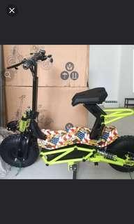 Hammer Escooter