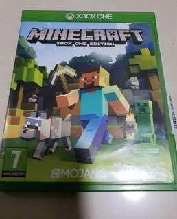 Minecraft xbox one edition ONLY FOR $17