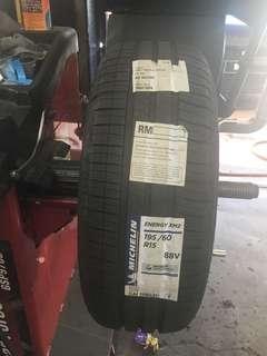 195/60/15 XM2 Michelin Tyre