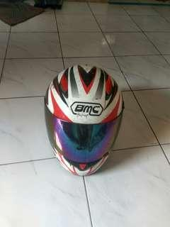 Helm full face #TIUBL