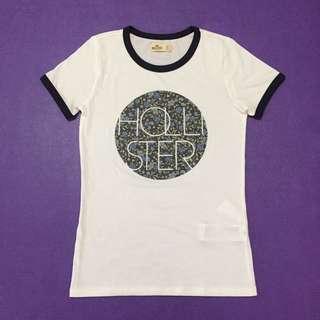 Hollister T-Shirt XS (Fits XS-Small) Original NEW